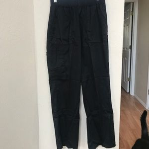 Black Scrub Pants S BUNDLE to SAVE 5/$45